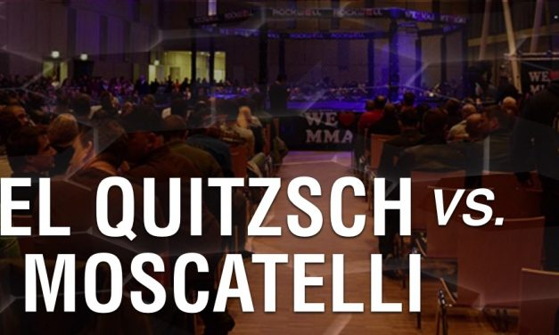 Marcel Quietzsch vs David Moscatelli