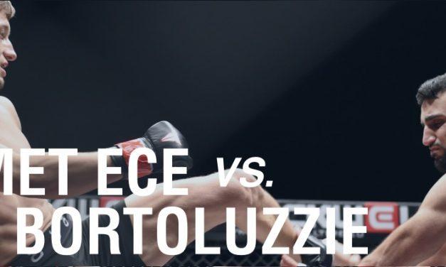Mehmet Ece vs Kenji Bortoluzzi