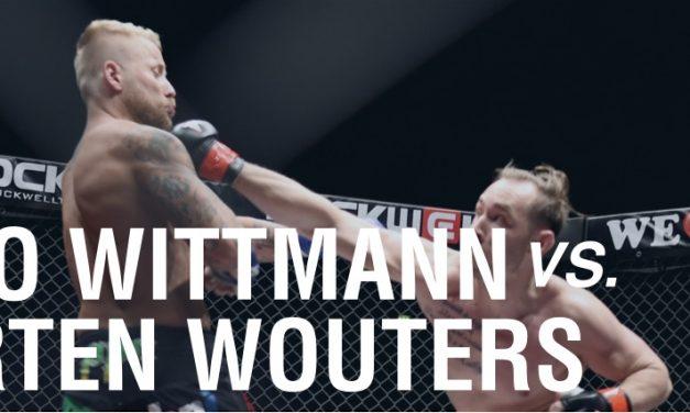 Mario Wittmann vs. Maarten Wouters