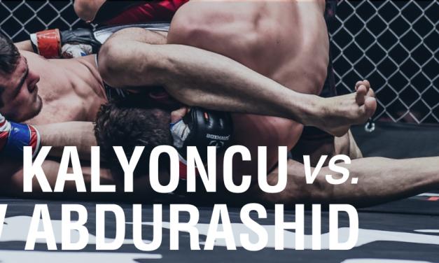 Yasin Kalyoncu vs Ataev Abdurashid