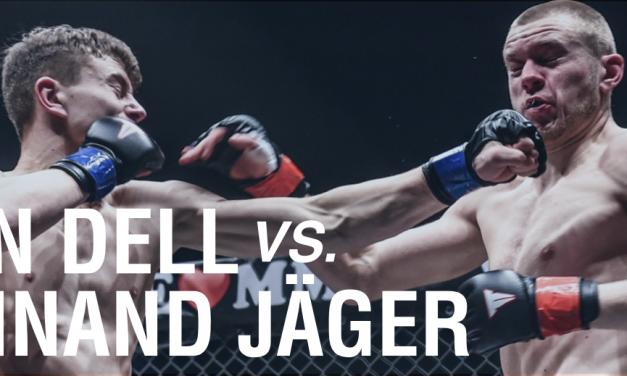 Eugen Dell vs Ferdinand Jäger