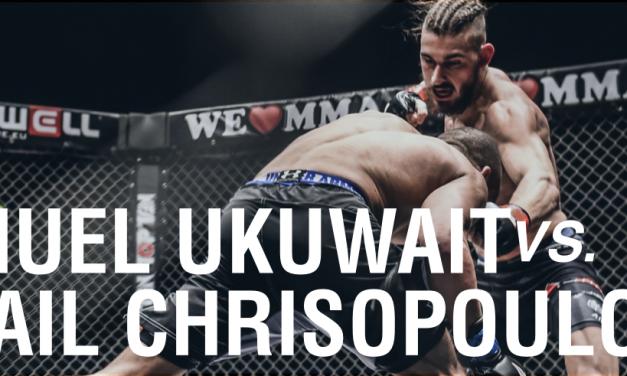 Amanuel Ukuwait vs Michail Chrisopoulos