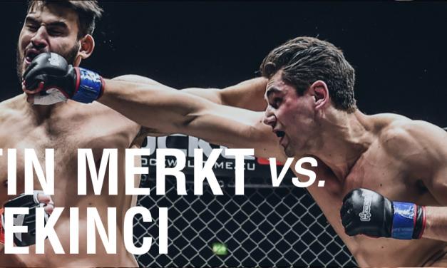 Martin Merkt vs Semi Ekinci