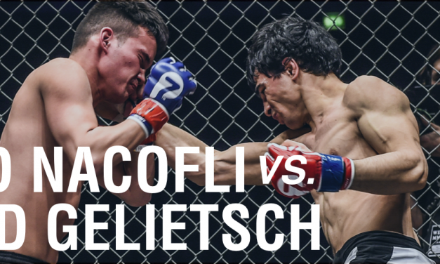 Umud Nacofli vs Hamid Gelietsch