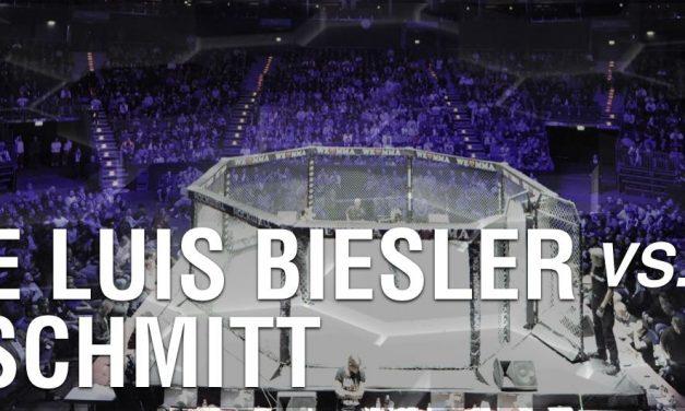 Jorge Luis Biesler vs Eric Schmitt