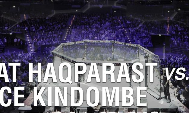 Nasrat Haqparast vs Fabrice Kindombe