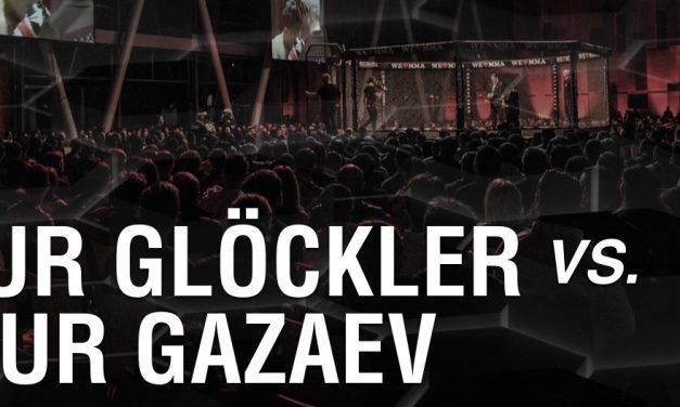 Arthur Glöckler vs Mansur Gazaev