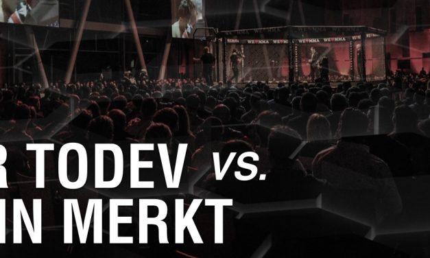 Lazar Bradock Todev vs Martin Merkt