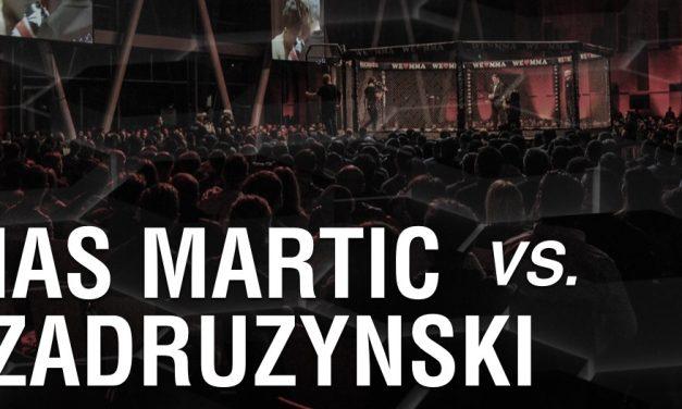 "Mathias ""The Lion"" Martic vs Filip Zadruzynski"