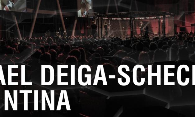 Michael Deiga-Scheck vs Vasil Ntina