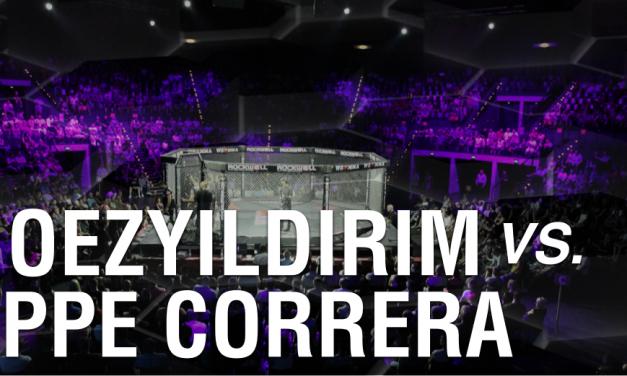 Mert Oezyildirim vs Giuseppe Correra