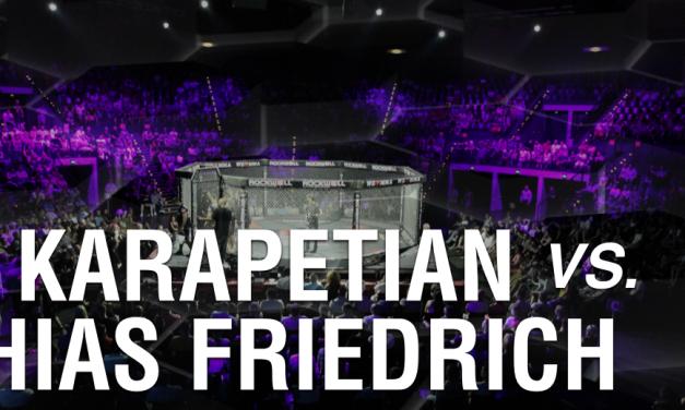 Davit Karapetian vs Matthias Friedrich