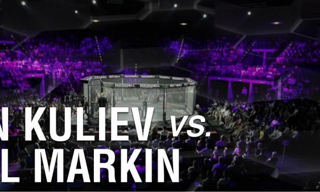Armin Kuliev vs. Daniel Markin