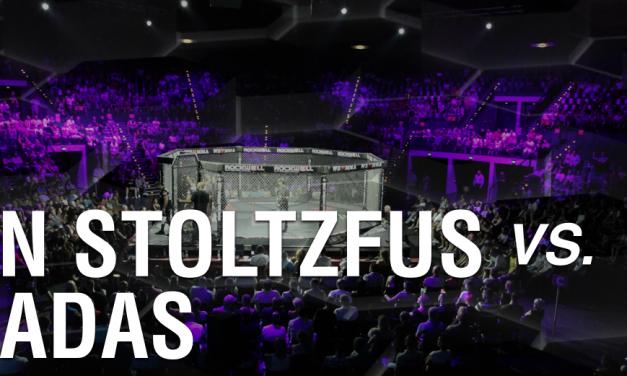 Dustin Stoltzfus vs. Arda Adas