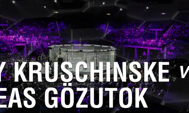 Jonny Kruschinske vs. Andreas Gözutok