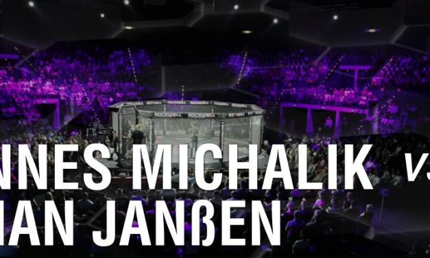 Johannes Michalik vs. Stephan Janßen