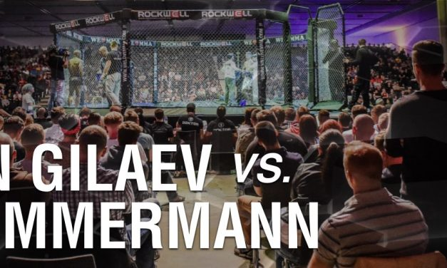 Aslan Gilaev vs Tim Zimmermann
