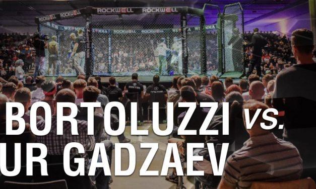 Kenji Bortoluzzi vs Mansur Gadzaev