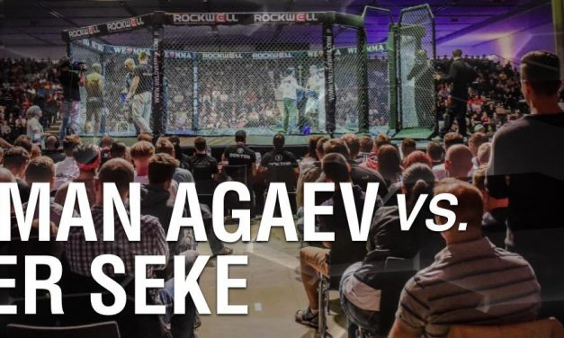 Salihman Agaev vs Holger Seke