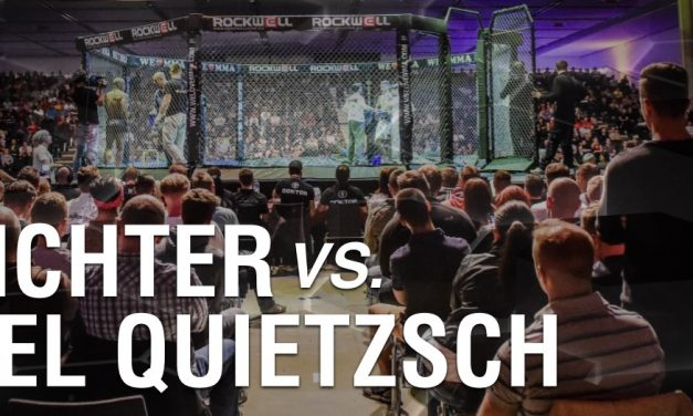Tim Richter vs Marcel Quietzsch