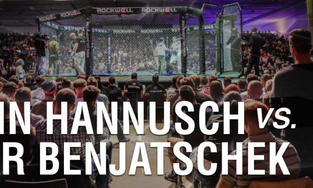 Martin Hannusch vs Rainer Benjatschek