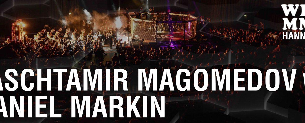 Taschtamir Magomedov vs Daniel Markin