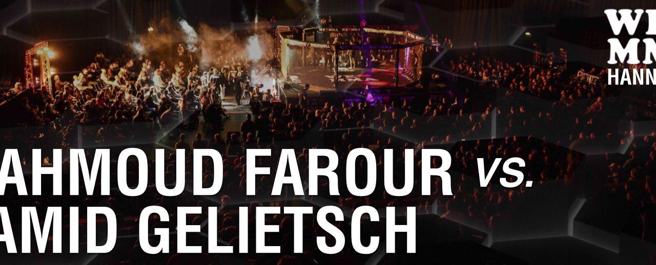 Mahmoud Farour vs Hamid Gelietsch