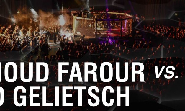 Mahmoud Farour vs Hamid Gelietsch