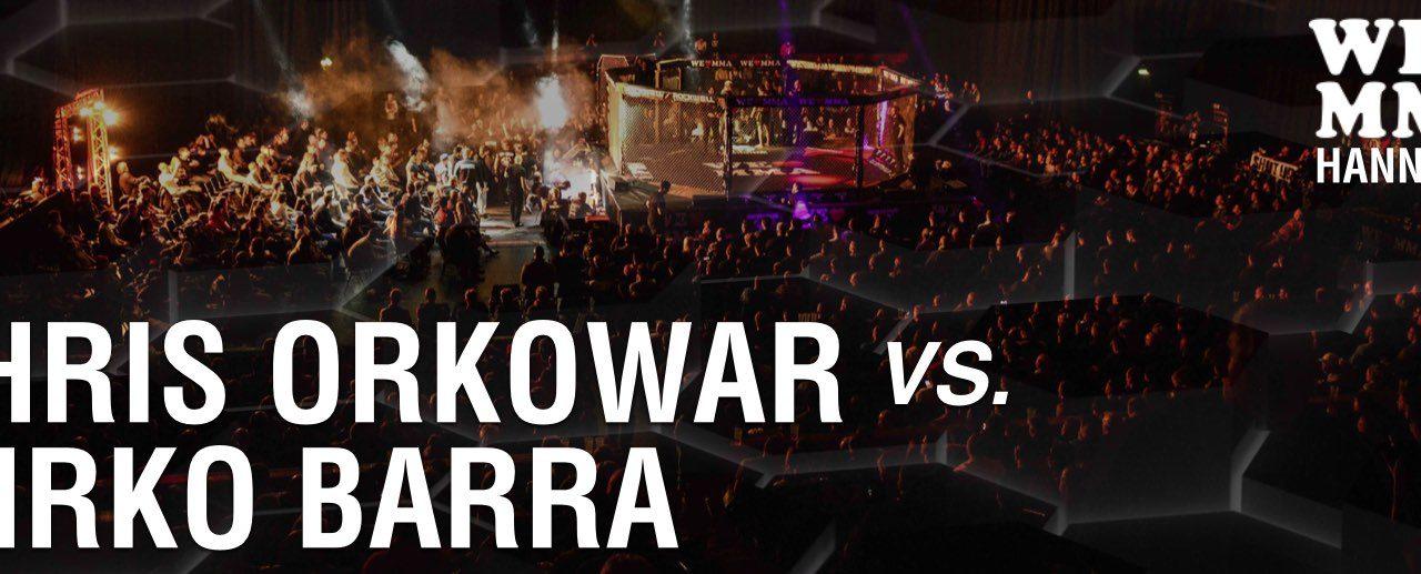 Chris Orkowar vs Mirko Barra
