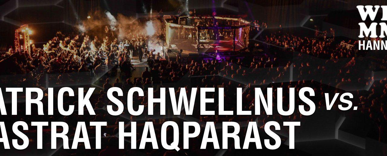 Patrick Schwellnus vs Nasrat Haqparast
