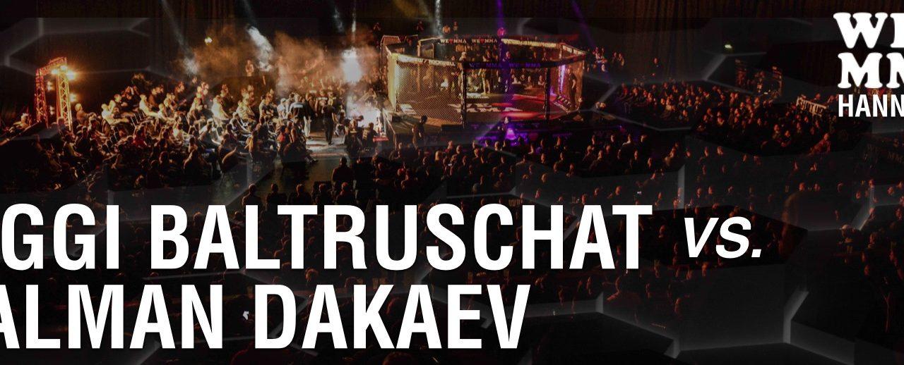 Siggi Baltruschat vs Salman Dakaev