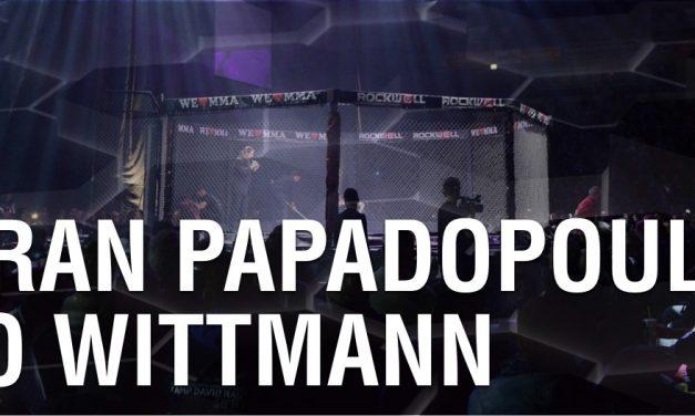 Kharran Papadopoulos vs Mario Wittmann