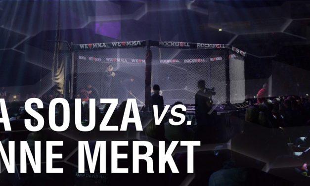 Luana Souza vs Anne Merkt