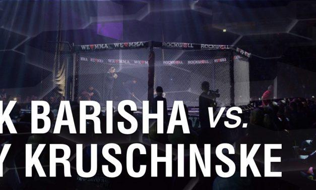 Patrik Barisha vs Jonny Kruschinske