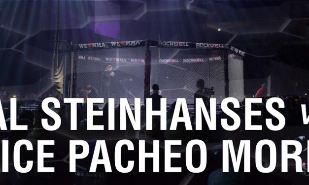 Pascal Steinhanses vs Maurice Pacheo Moreno