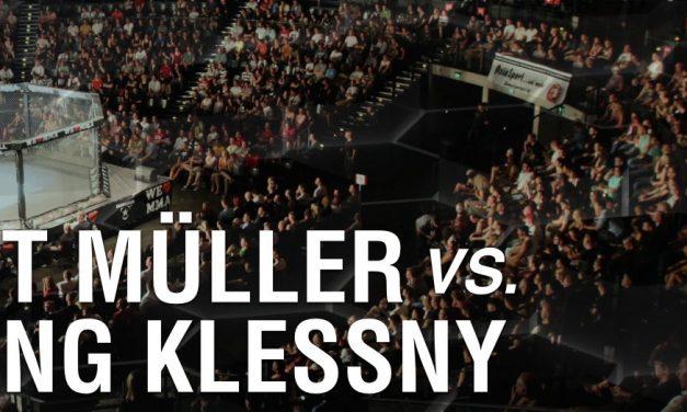Gerrit Mueller vs Henning Klessny