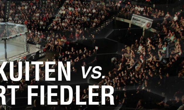 Joey Kuiten vs Robert Fiedler