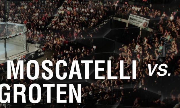 David Moscateli vs Sven Groten
