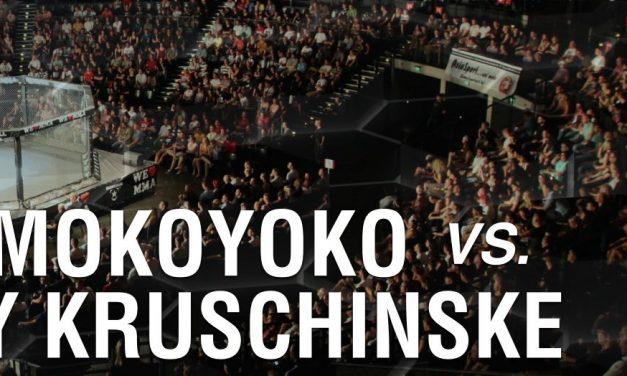 Mick Mokoyoko vs Jonny Kruschinske