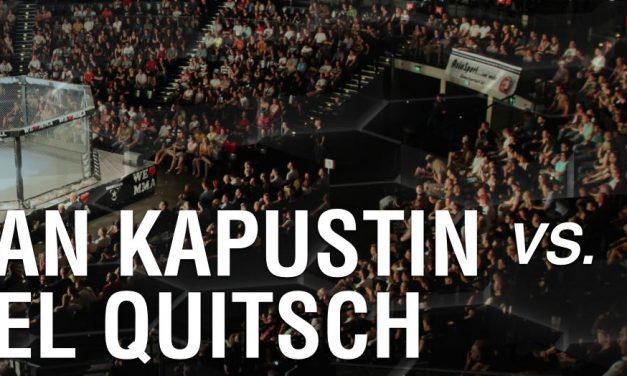 German Kapustin vs Marcel Quietzsch