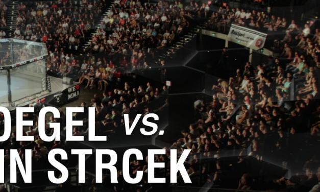 Nico Oegel vs Marvin Strcek