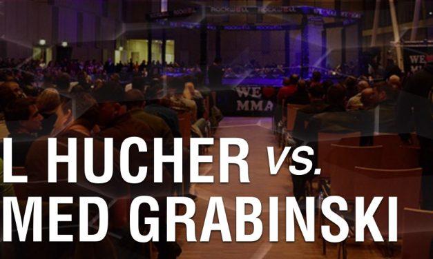 Daniel Huchler vs Mohamed Grabinski