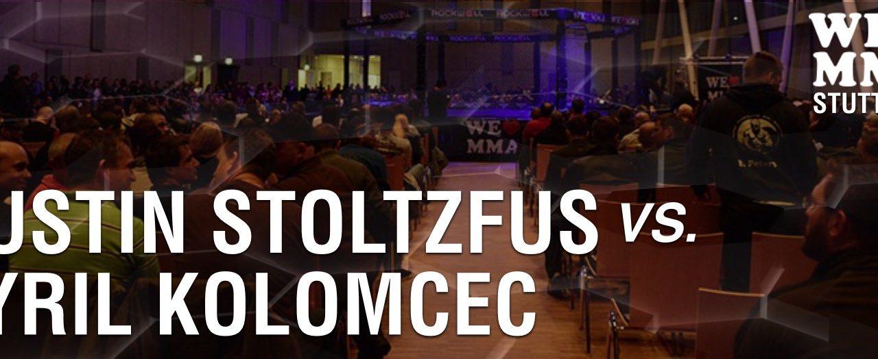 Dustin Stoltzfus vs Kyril Kolomcec