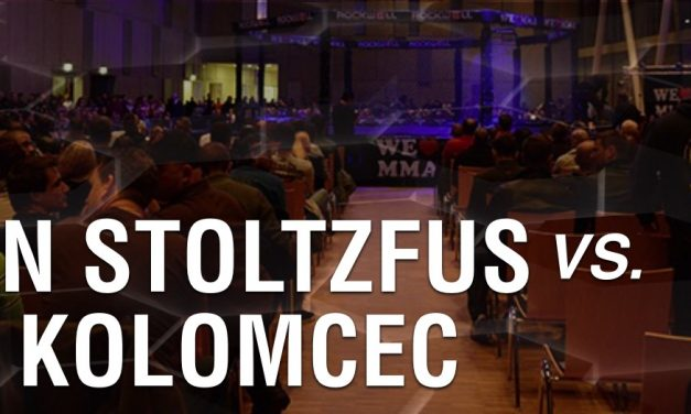 Dustin Stoltzfus vs Kyril Kolomcec