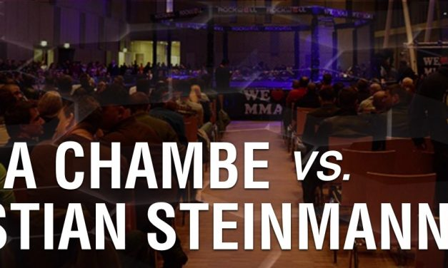 Gracia Chambe vs Sebastian Steinmann