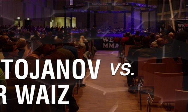 Ilja Stojanov vs Artur Waiz