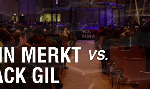 Martin Merkt vs Sanjack Gil