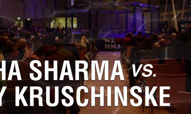 Sascha Sharma vs Jonny Kruschinske