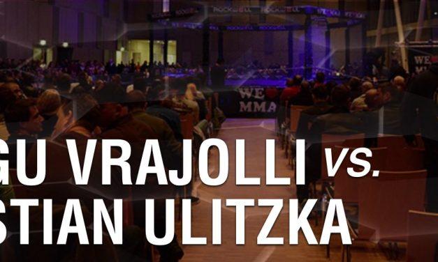 Shtegu Vrajolli vs Sebastian Ulitzka