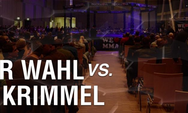 Viktor Wahl vs Willi Krimmel